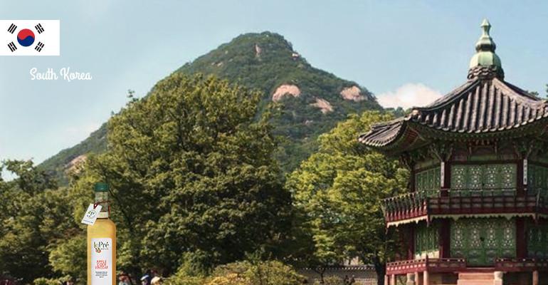 Le Pré in South Korea